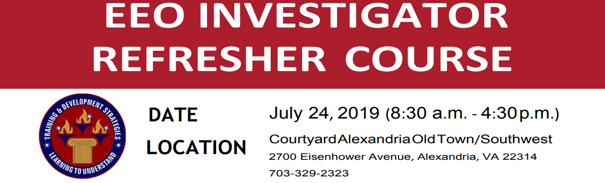 EEO Investigator Refresher Course